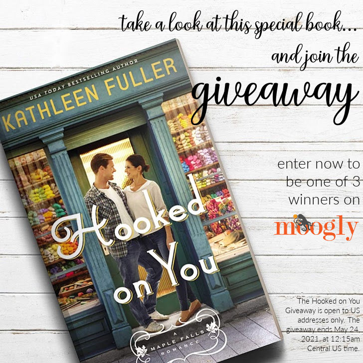 Hooked on You Giveaway on Moogly