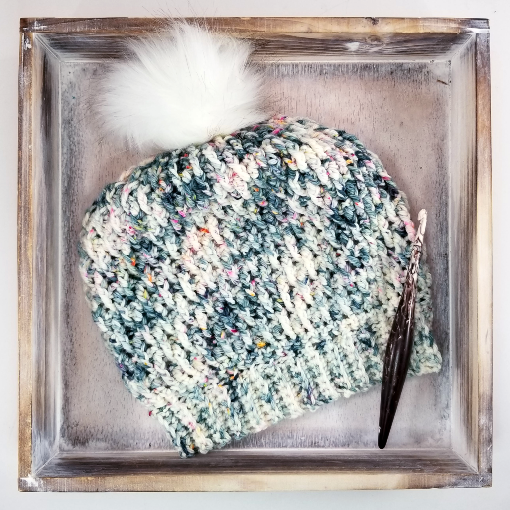 Riley Hat for Hooked on You by Kathy Fuller