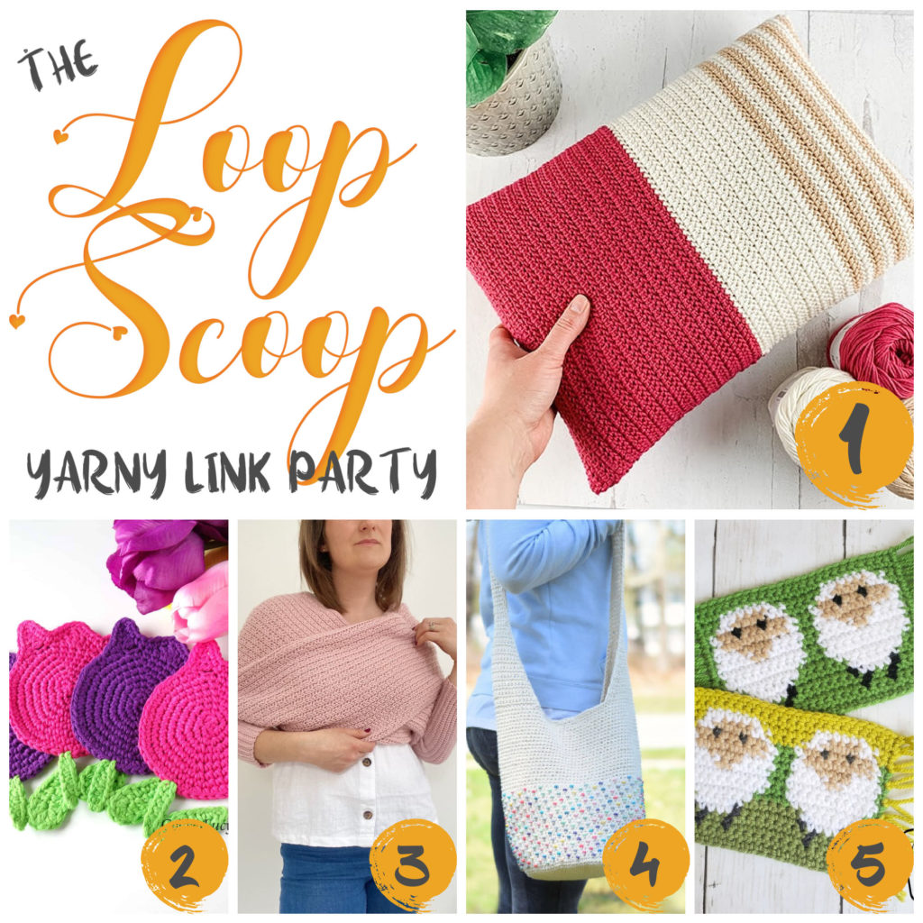 The Loop Scoop 12 - get all these free crochet patterns on Moogly!