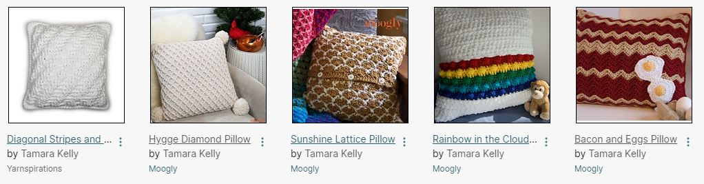 Moogly Pillows