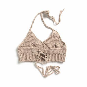 Bernat Crochet Festival Bralette