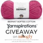 Bernat Softee Cotton Giveaway