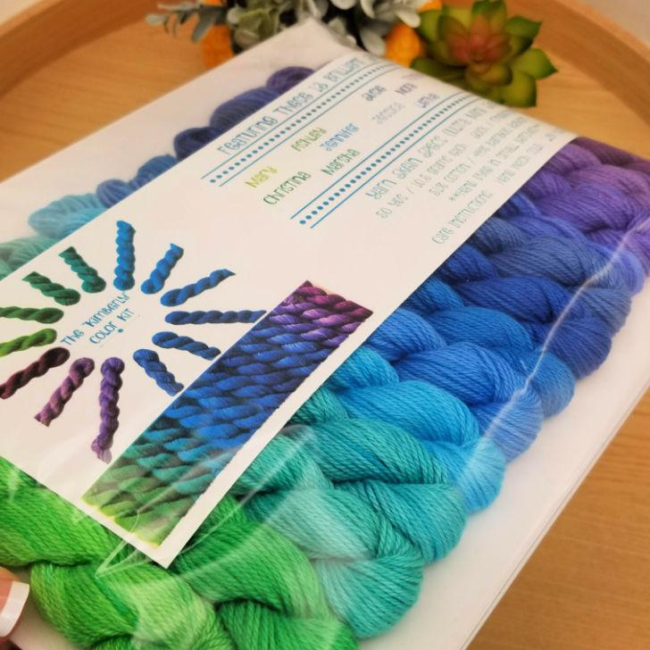 GoImagine - my yarn order