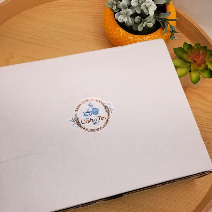 The Craft and Tea Box -1
