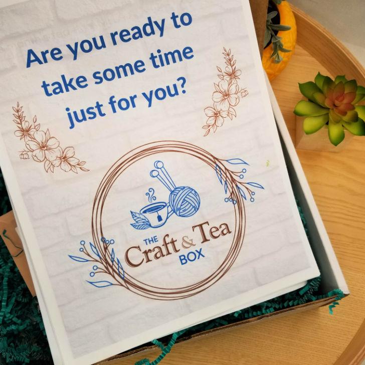 The Craft and Tea Box - 2