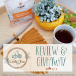 The Craft and Tea Box: Review and Giveaway