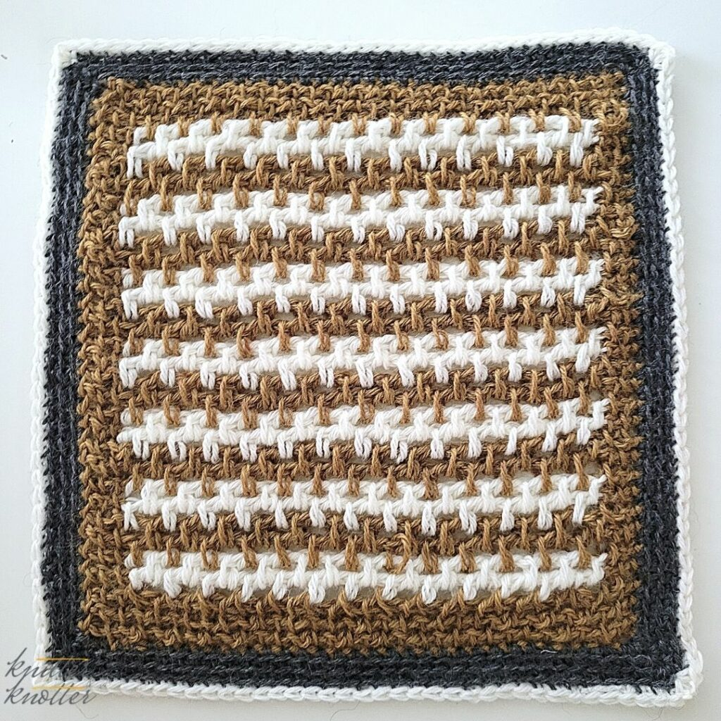 Knitter Knotter's Screen Window Square