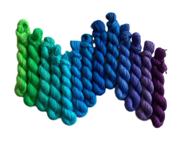 Kimberly set of yarn from GoImagine