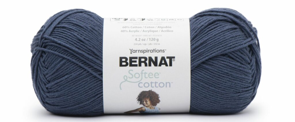 Bernat Softee Cotton