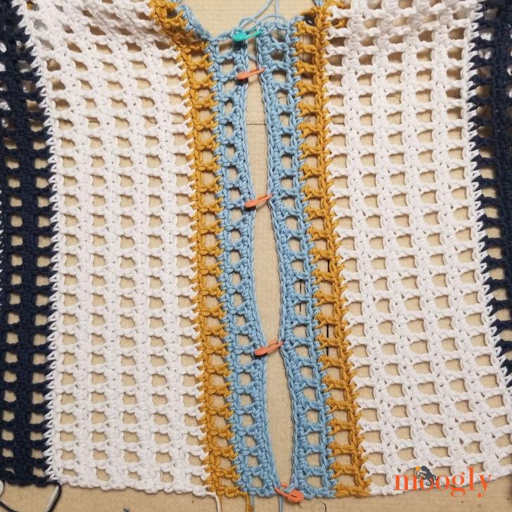Summer Staple Sweater - Side Seam