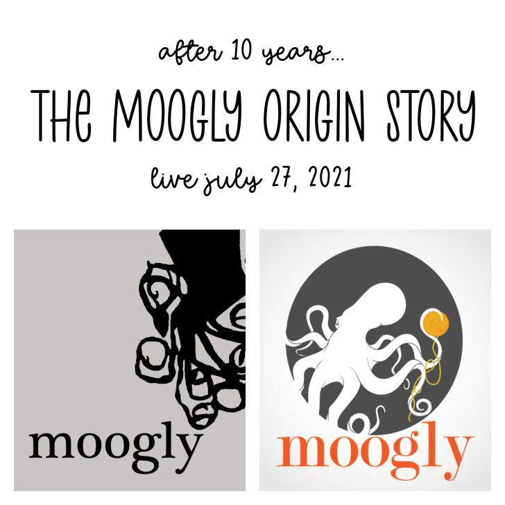 L'histoire de Moogly Origin