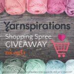 Yarnspirations Shopping Spree Giveaway