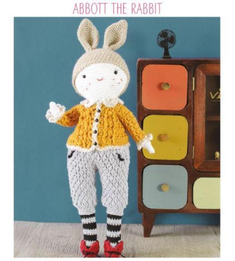 Abbott the Rabbit
