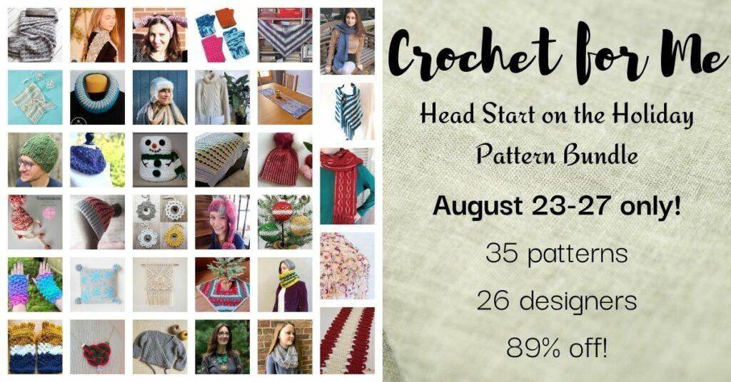 CROCHET Head Start on the Holiday
