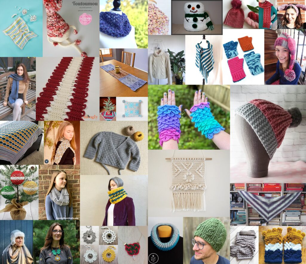 Crochet for Me collage