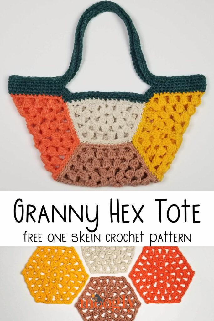 Granny Hex Tote
