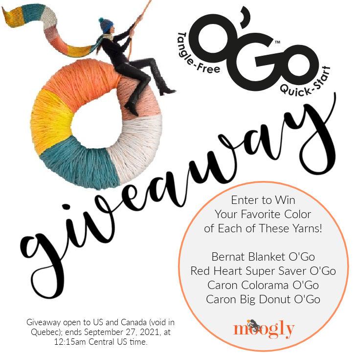 O'Go Giveaway on Moogly