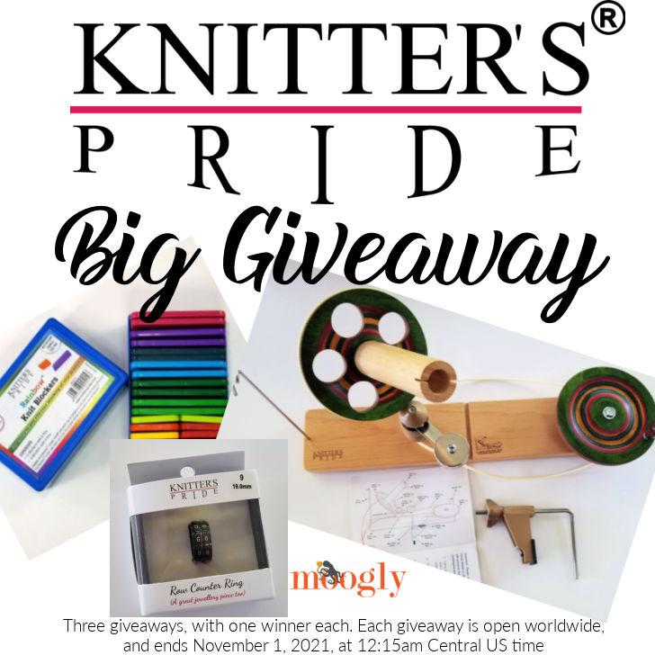 Knitter's Pride Big Giveaway