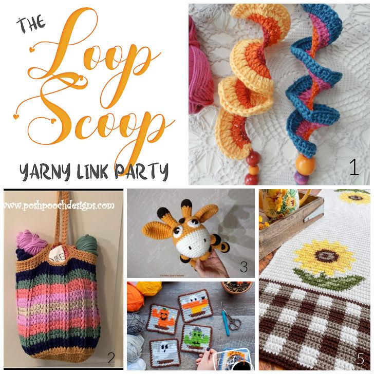 Loop Scoop 22 Collage