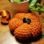 Plush Puff Pumpkin
