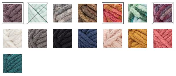 Bernat Blanket Extra Thick Yarn Colorways