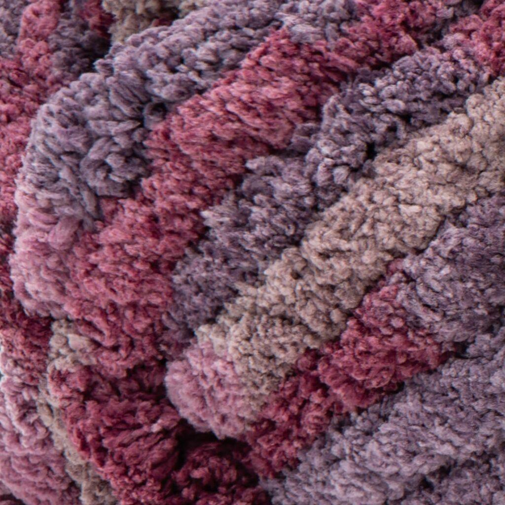 Bernat Blanket Extra Thick Yarn Closeup