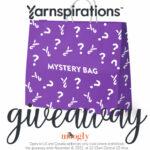Yarnspirations Mystery Bag Giveaway