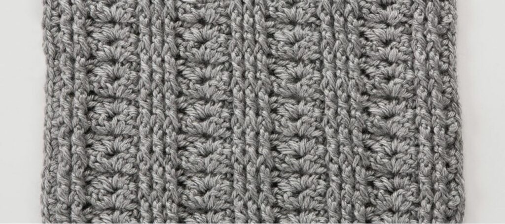 Learn how to crochet post stitches with Tamara Kelly in the Michaels Community Classroom!